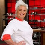 Chef Anne Burrell Net Worth And Salary. Know Her Gay Partner Koren Grieveson And age.